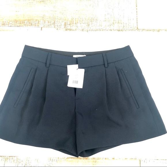 Vince Pants - NWT! Vince black pleated dress shorts . Size 2